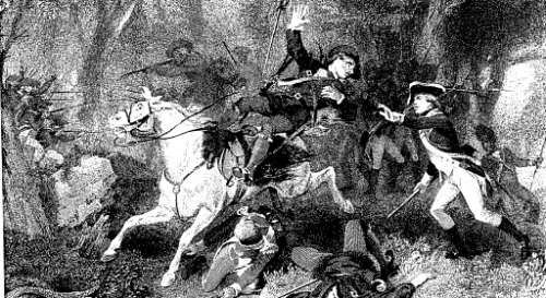 The Patriot Resource: Battle of King's Mountain