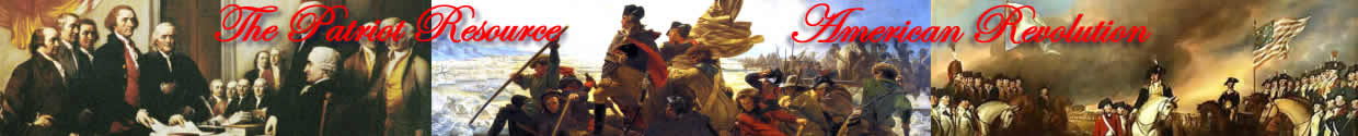 The Patriot Resource - American Revolution