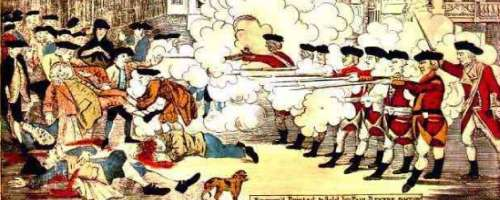 the colonists account of the boston massacre in 1770 Best answer: boston massacre, riot in the city of boston, massachusetts, on march 5, 1770, in which british soldiers fired on a group of unarmed american colonists.