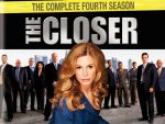 The Closer S4 DVD